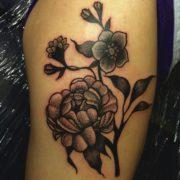 J.R. Jenkins Tattoo Artist
