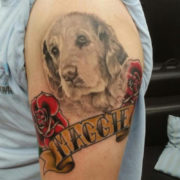 Marc Skiles Tattoo Artist