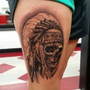 Marc Skiles Tattoo Artist